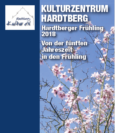 "14. Januar 2018 start in den ""Hartdberger Frühling"