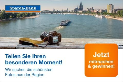 Fotoaktion der Sparda Bank West eG